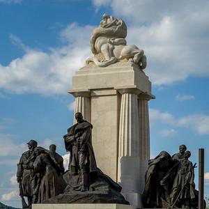 Istvan Tisza Statue