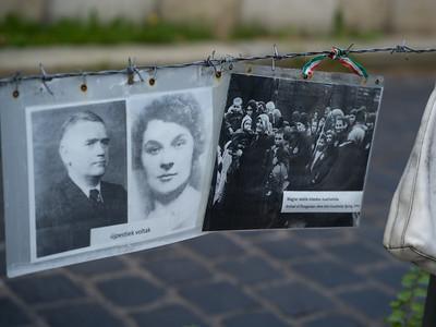 Liberty Square Budapest-Memorial