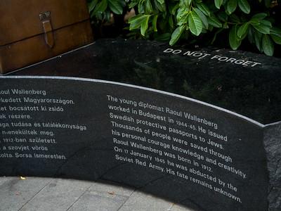 Raoul Wallenberg Memorial