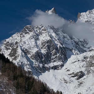 Courmayeur Ski Resort, Italy