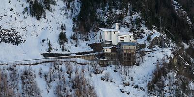 Courmayeur Ski Resort, Italy