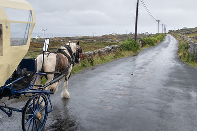 Inishmore the largest of the Aran Islands