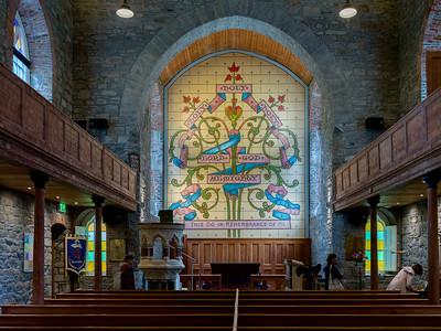 St Columba's Church of Ireland in Drumcliff