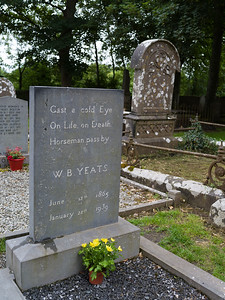 Yeats' Grave at Drumcliff