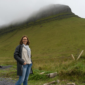 Benbulben Mountain