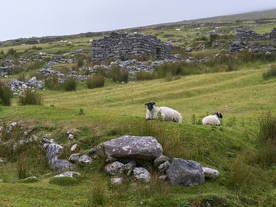 Deserted Village - Achill Island