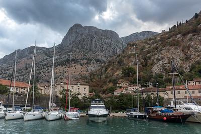 Kotor - Bay of Kotor