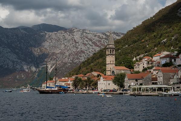 Perast - Bay of Kodor