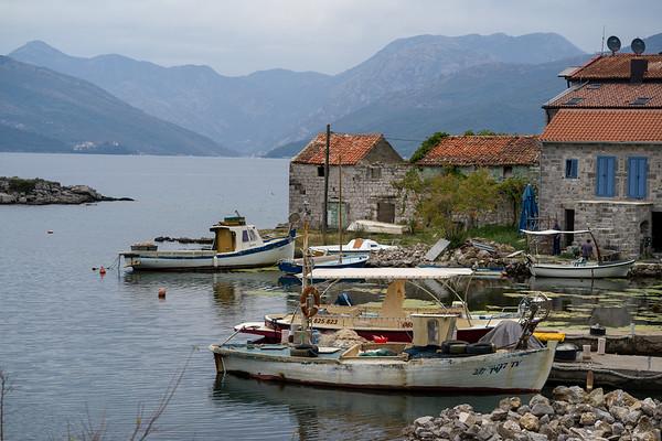 Kakrc, Montenegro