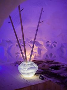 The Bedroom - IGLOOTEL Lapland