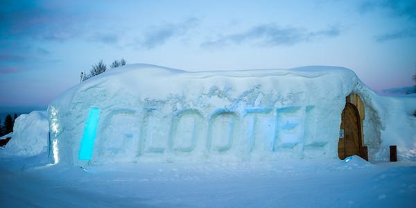 IGLOOTEL Lapland