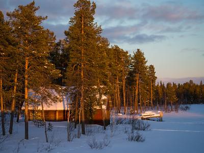 Arjeplog - Northern Sweden