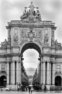 Lisbon Main Square