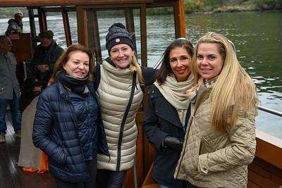 Boat Ride along the Douro River