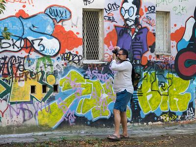 Creative Graffiti in Belgrade
