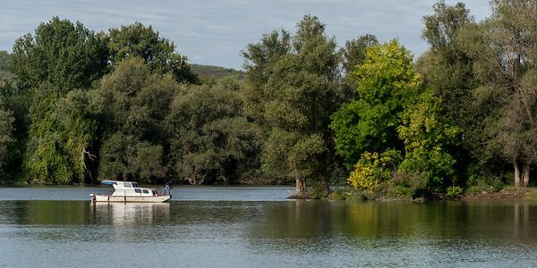 Cruise down the Danube River