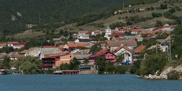 Coronini - A Danube River Village