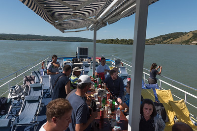 Cruise down the Danube River
