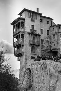 Hanging Houses of Cuenca Spain
