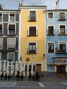 Plaza Mayor - Cuenca, Spain