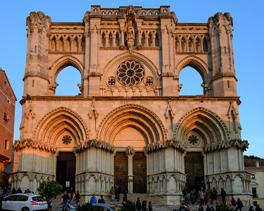 Cuenca Cathedral Spain