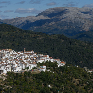 Town of Algatocín