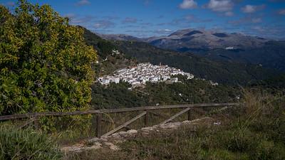 Town of Algatocín