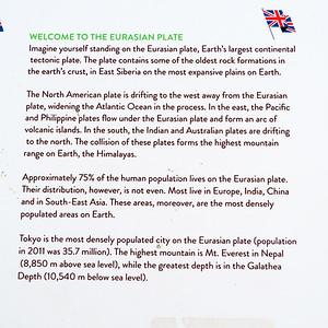 Eurasian Plate