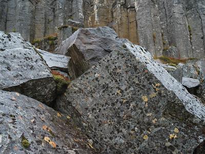 Gerduberg Basalt Columns