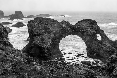 Stone Bridge - Arnarstapi