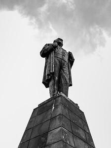 Monument to Jón Sigurðsson