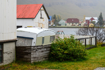 Seydisfjordur town