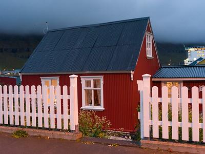 Town of Seydisfjordur