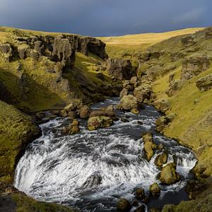 Skógafoss Waterfalls