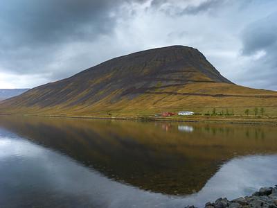 Town of Isafjörður