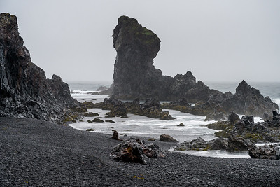 djúpalónssandur black beach