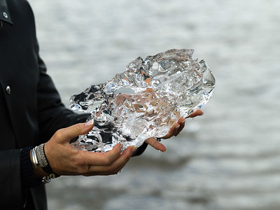 Hoffellsjokull glacier