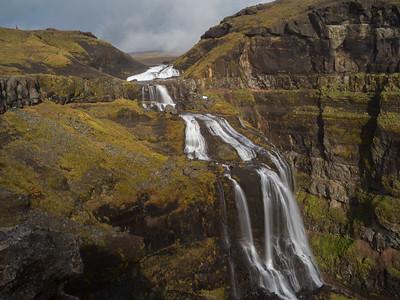 Glymur Hiking Trail