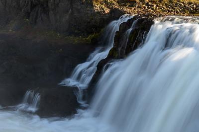 Kolufossar Falls and Kolugljúfur Gorge