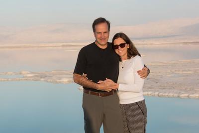 Keith and Linda