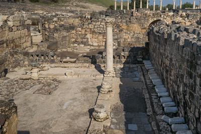 A Public Latrine in Beit Shearim