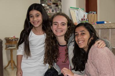 Shahar's family