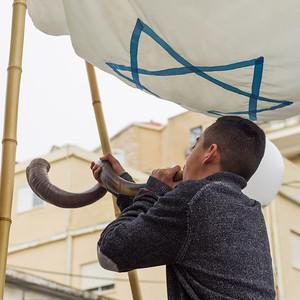Safed - Bar Mitzvah celebration