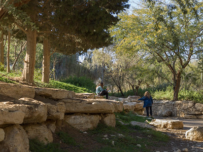 Ben Gurion memorial - Sde Boker