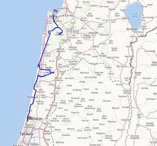 Day 3 - Tel-Aviv to Haifa
