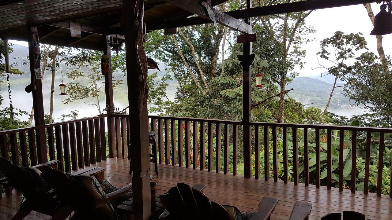 Rancho Naturalista, Turrialba, Costa Rica