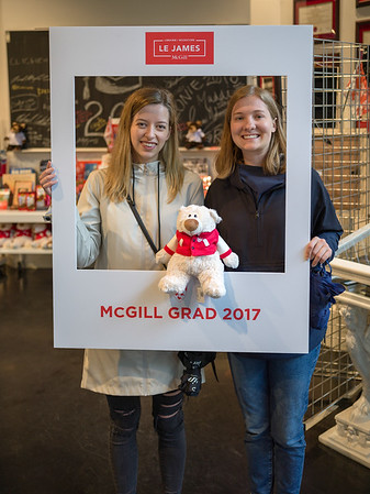 Natasha's Graduation from McGill 2017