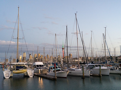 Westhaven Auckland