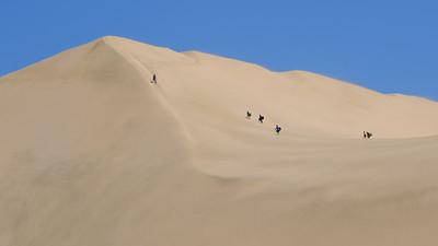 Giant Sand Dunes,