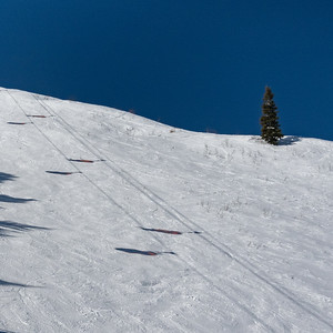 Skiing Park City - Utah